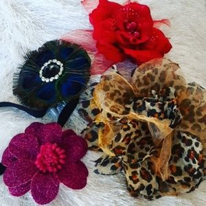 Other - Collection of hair set accessories